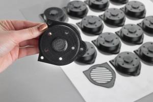 3D-tulostettu lopputuote