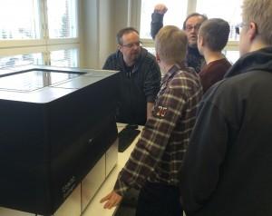 3D-tulostus oppilaitoksessa