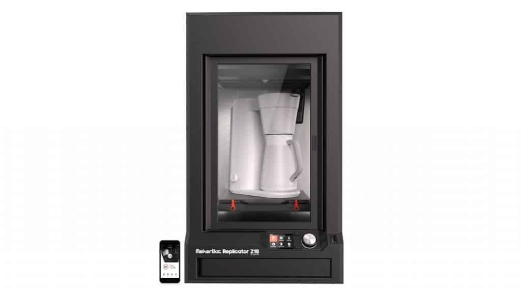 MakerBot Replicator Z18,3D-tulostin, hinta