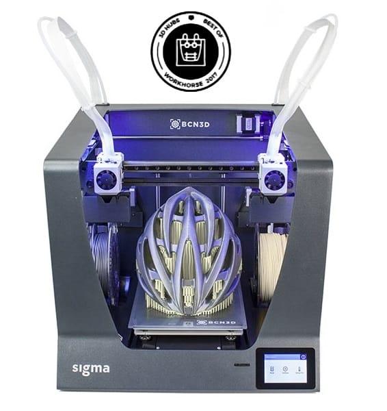 Sigma-3D-tulostin-tukimateriaali