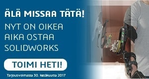 SolidWorks-edullisesti-2017, solidworks hinta
