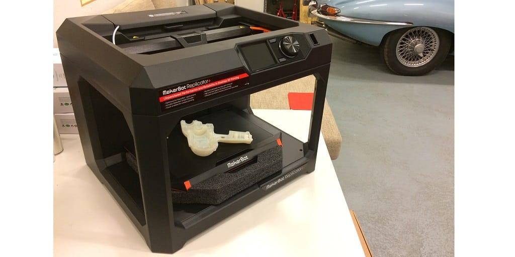 AIPWorks,MakerBot Replicator 3D-tulostin, hinta, MakerBot, MakerBot Replicator+, 3D-tulostin