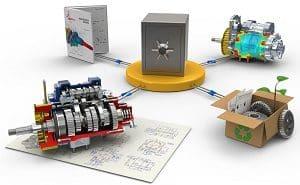 SolidWorks tiedonhallinta, varmuuskopiointi, solidworks pdm, pdm, hinta, solidworks etätyöskentely