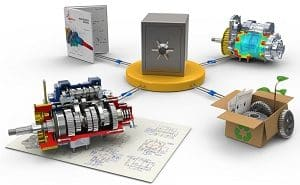 SolidWorks tiedonhallinta, varmuuskopiointi, suunnittelukaaos, solidworks pdm, pdm, hinta