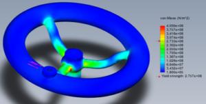 solidworks, simulation, koulutus, etäkurssi, simualtionxpress
