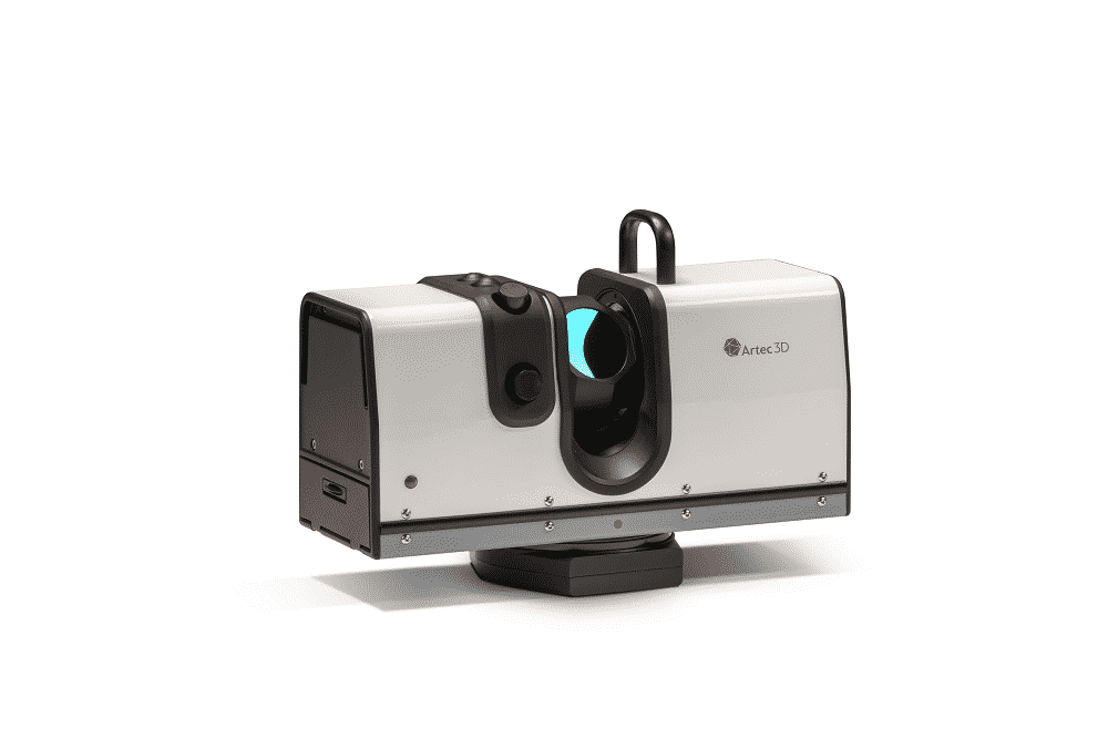 Artec, Ray, 3D-skanneri, laserskanneri, hinta