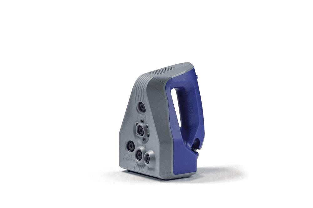 Artec, Space Spider, 3D-skanneri