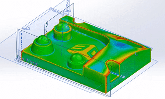 Geomagic for SolidWorks, SolidWorks, 3D-skannaus, stl,