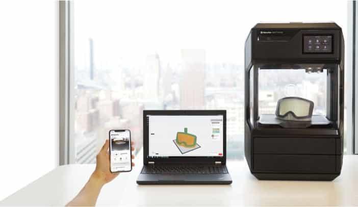 MakerBot, CloudPrint, 3d-tulostus, 3d-tulostin, hinta, koulutus, käyttö